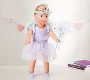 Silver Mini Me Dress Up Outfit