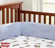 Curious George™ Crib Fitted Sheet