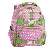 Mackenzie Small Backpack, Pink Dot