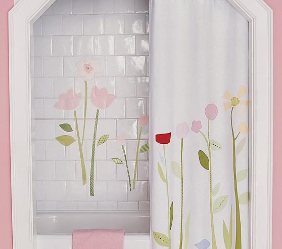 Tulip Bath Decals