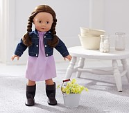 Götz Dolls, Bailey (brunette)