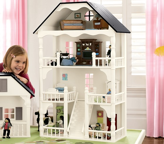 Raleigh Dollhouse