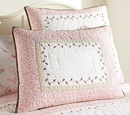 Bethany Standard Quilted Sham