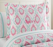 Trisha Standard Sham, , Pink