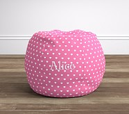Pink Heart Anywhere Beanbag®