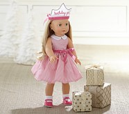 Birthday Doll Outfit