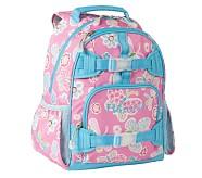 Mackenzie Summer Butterfly Small Backpack