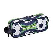 Pencil Case, Mackenzie Navy Soccer