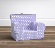 Lavender Heart Anywhere Chair®