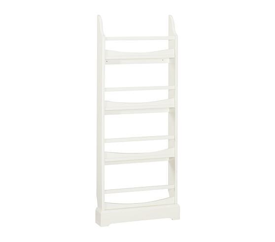 Madison 4-Shelf Bookrack, Simply White