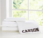 Organic Cotton Sheet Set, Twin, White