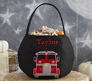 Firetruck Treat Bag