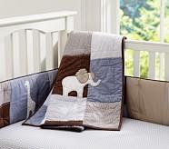 Bradley Organic Nursery Quilt