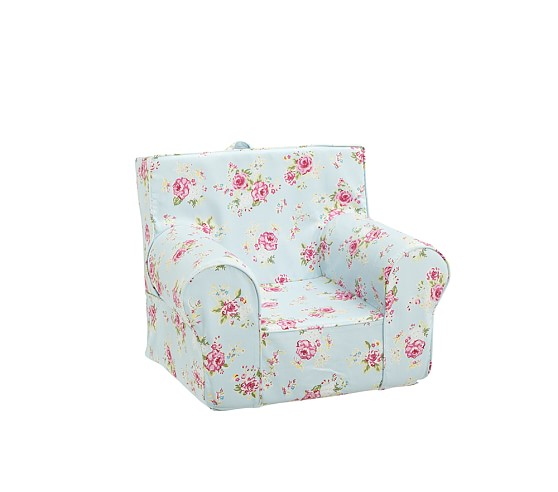 Anywhere Chair Slipcover Only, Regular, Savannah Floral