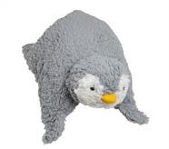 Penguin Plush Pillow