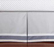 Elliott Crib Skirt
