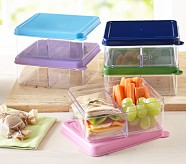 Spencer Dual Compartment Food Storage, Navy