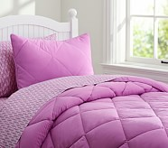 Cozy Comforter, Twin, Lilac