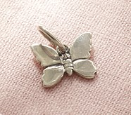 Baroni Butterfly Necklace, January