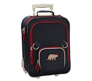 Fairfax Navy/Red Small Luggage, Dino