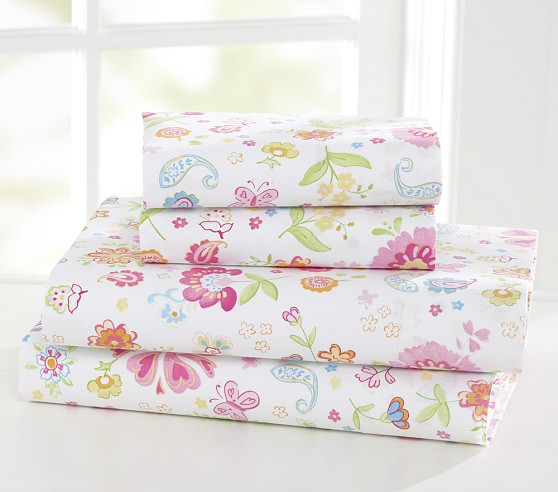 Garden Party Sheet Set, Queen
