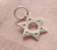 Baroni Star of David Necklace, January