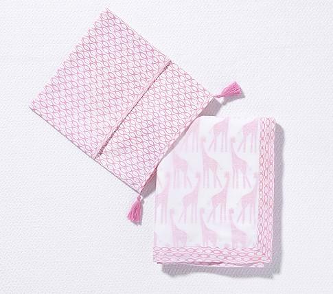 Blanket in a Bag, Pink