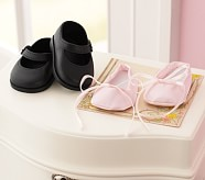 Gotz Doll Ballerina Slippers