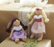 Waldorf Fairy Dolls, Blonde Doll