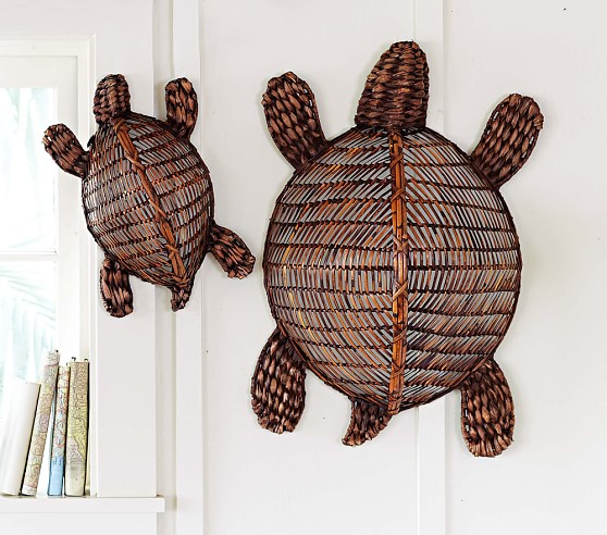 Woven Turtle, Small
