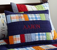 Aaron Standard Quilted Sham