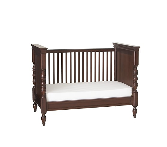 Harper Crib Conversion Kit, Rustic Sun Valley Espresso