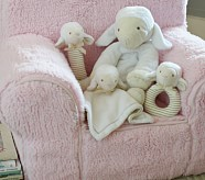 Nursery Lamb Plush Set