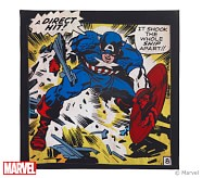 Stanton <em>Captain America</em> Pinboard