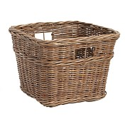 Taupe Sabrina Basket Collection, Large