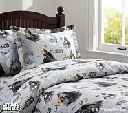 <em>Star Wars</em>&#8482; Darth Vader&#8482; Duvet Cover, Twin