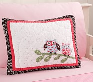 Toddler Quilted Sham