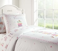 Phoebe Duvet Cover, Twin