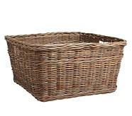 Taupe Sabrina Basket Collection, XL