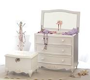 Madeline Jewelry Box, Medium