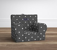 Gray Glow In The Dark Anywhere Chair®