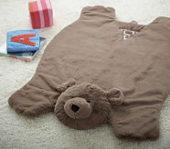 Bear Plush Play Mat