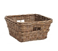 Taupe Sabrina Basket Collection, Medium