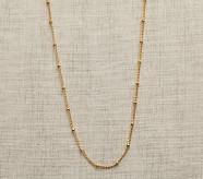 Gold Saturn Chain