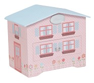 Pink Dot Sadie Jewelry Case, House