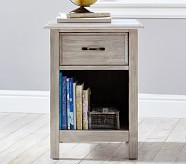 Rory Nightstand, Weathered White