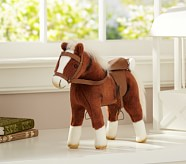Plush Doll Horse