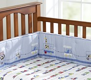 Ryder Crib Fitted Sheet