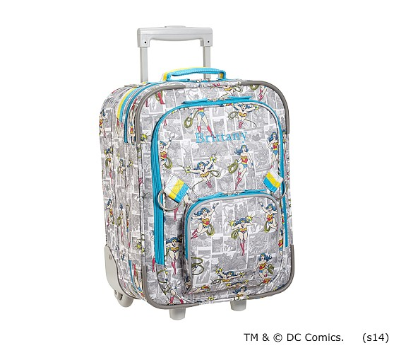 Small Rolling Luggage, WONDER WOMAN™ Collection