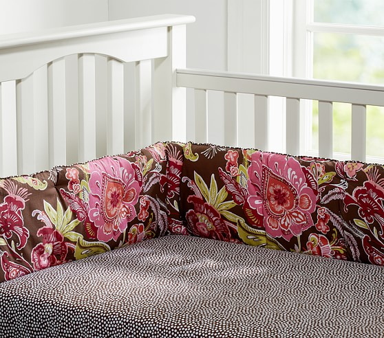 Piper Nursery Toddler Quilted Sham